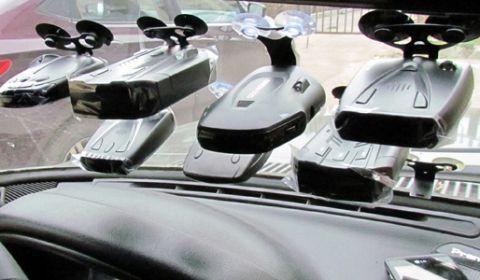 Радардетекторы