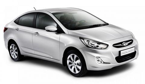 Hyundai Solaris 2010-2017 гг