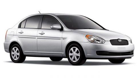 Hyundai ACCENT с 2006 по 2011 г.в.